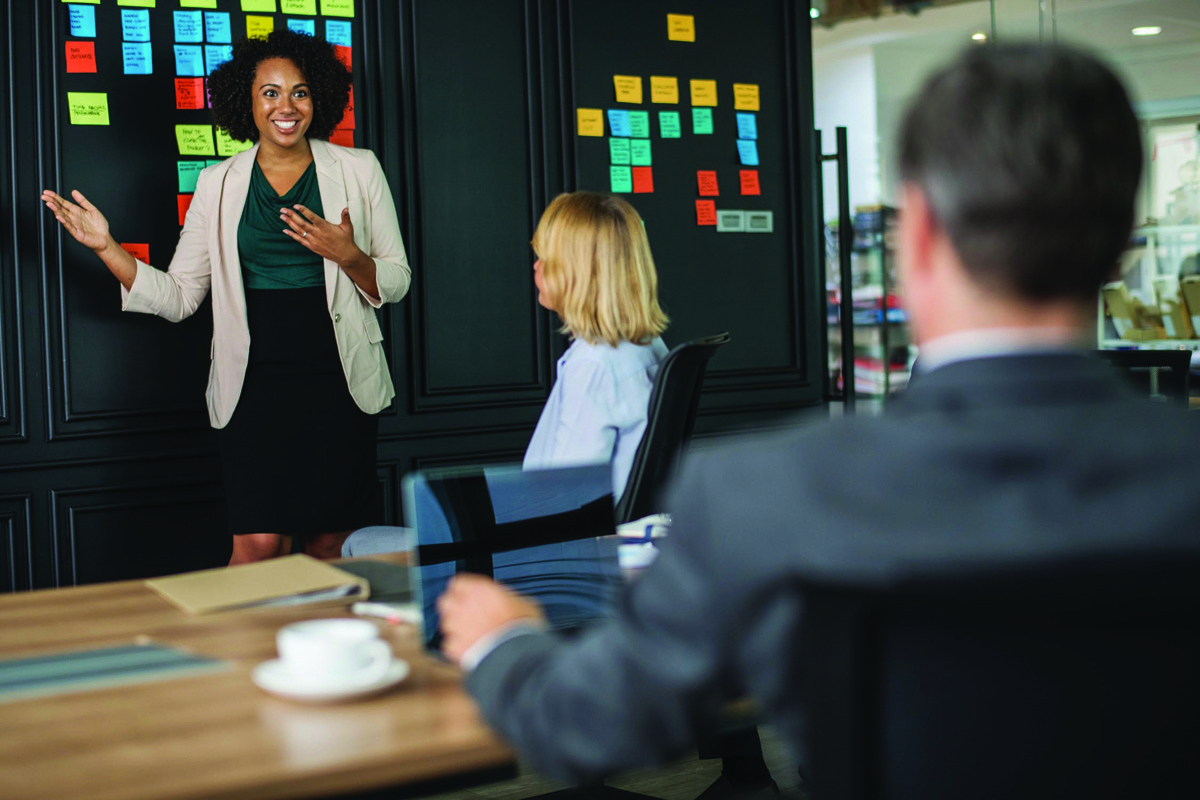 Always communicate changes with the entire organization, not just customers.
